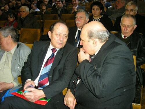 Минчо Минчев и Румен Воденичаров